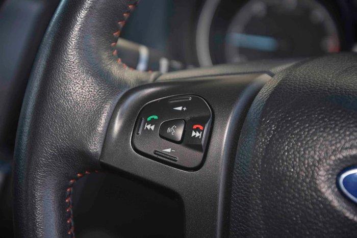 2012 Ford Ranger Wildtrak PX 4X4 Dual Range Black