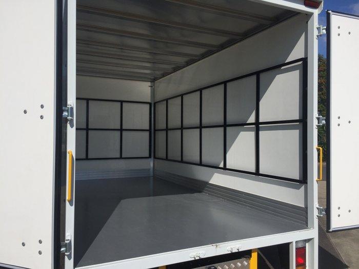 2017 Isuzu NNR 45 150 AMT Vanpack White