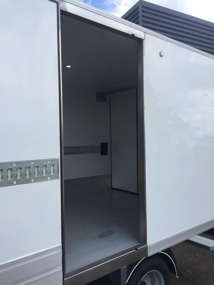 2018 Isuzu NLR 45-150 TC-AMT SWB Refrigeration Pan