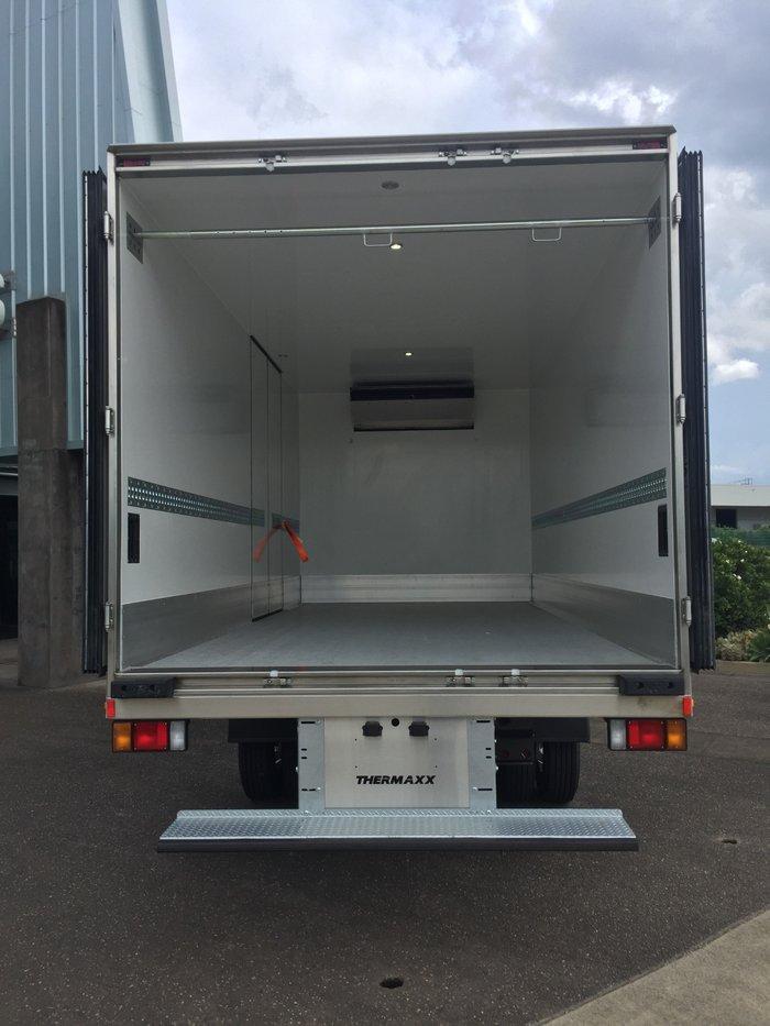 2018 Isuzu FRR 107-210 AMT MWB Refrigeration Pan