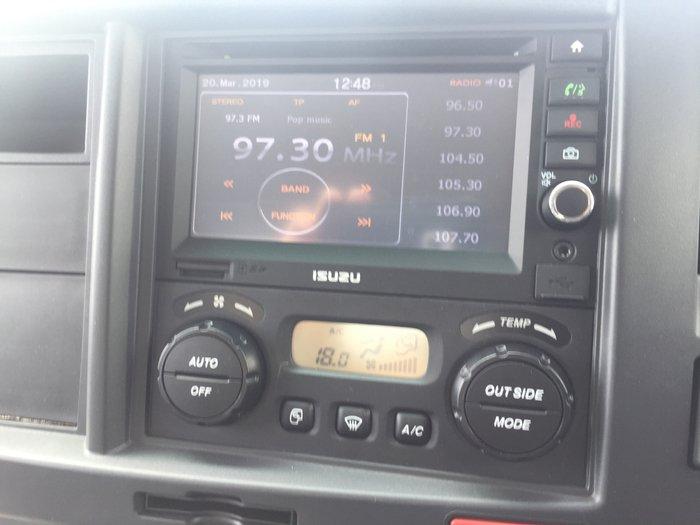 2018 Isuzu FSR 140/120-260 Auto XLWB Curtainsider ampLoader