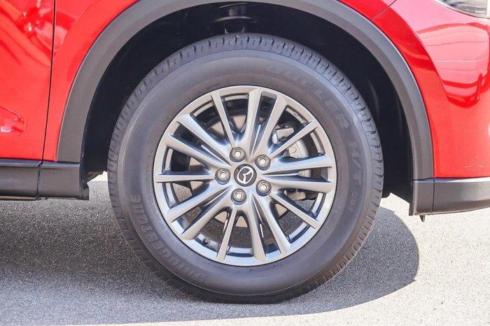 2017 Mazda CX-5 Maxx Sport KF Series 4X4 On Demand Red