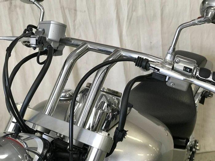 2014 Yamaha XVS650 V-STAR CUSTOM