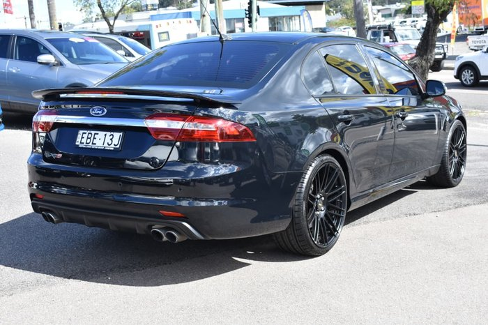 2015 Ford Falcon XR8 FG X Black
