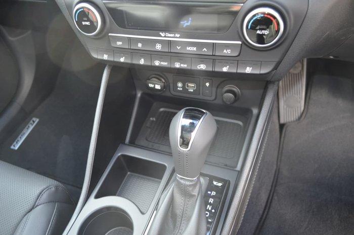 2019 Hyundai Tucson Highlander TL3 MY19 4X4 On Demand Blue