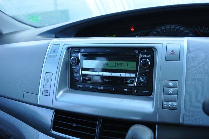 2007 Toyota Tarago GLX ACR50R Blue