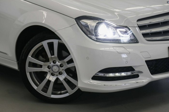 2012 Mercedes-Benz C250