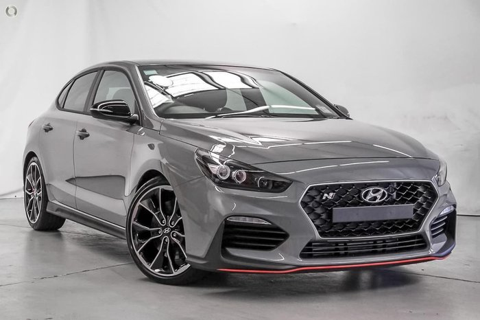 2019 Hyundai i30 N Performance PDe.3 MY19 Grey