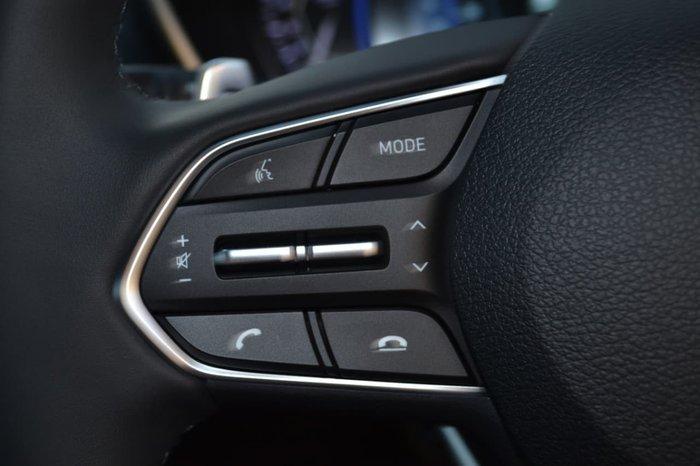 2019 Hyundai Santa Fe Highlander TM MY19 4X4 On Demand Silver
