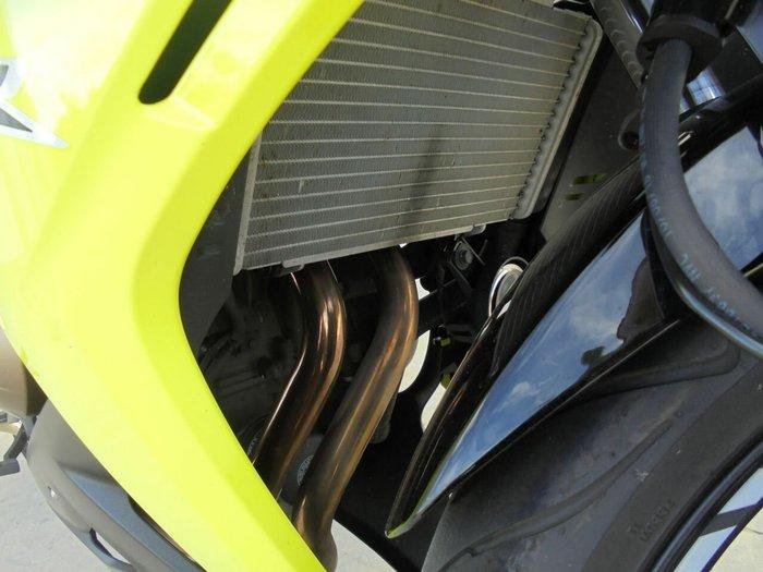 2017 Honda CBR500R Black
