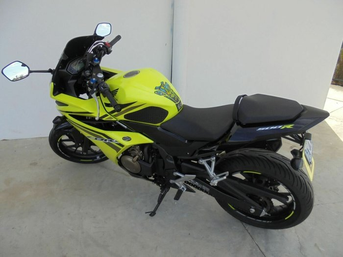 2017 Honda Cbr500r Black For Sale In Carrum Downs At Teammoto