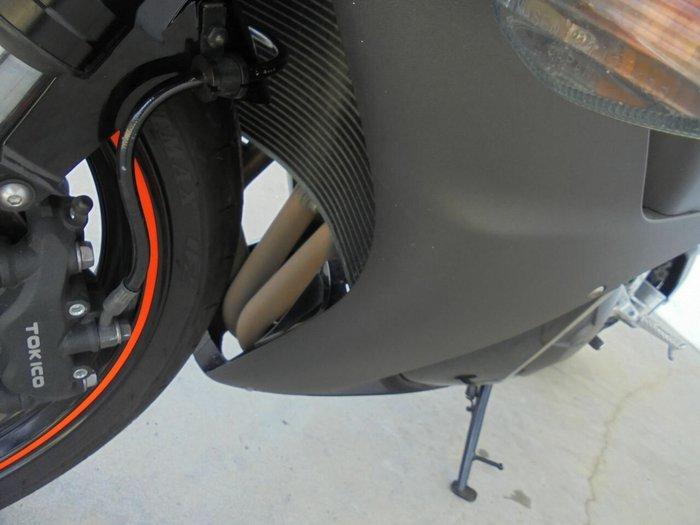 2008 Honda CBR600RR Black