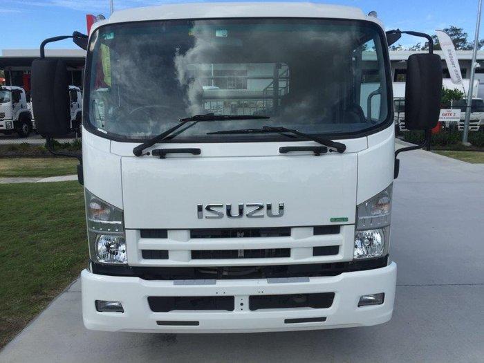 2015 Isuzu FRR500 Medium White/Grey