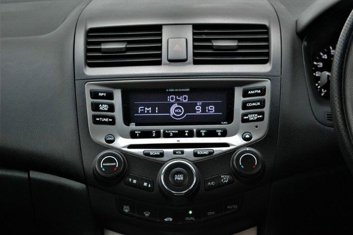 2007 Honda Accord VTi 7th Gen MY07 SILVER