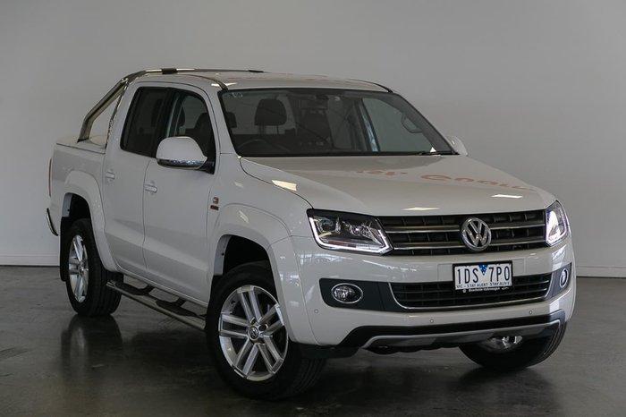 2014 Volkswagen Amarok TDI420 Ultimate