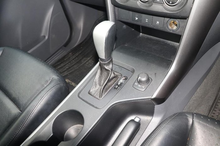 2017 Mazda BT-50 GT UR 4X4 Dual Range Brown