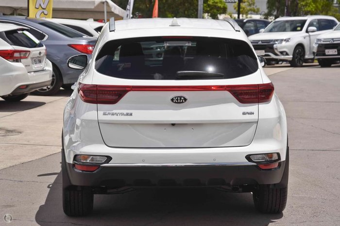 2018 Kia Sportage SLi QL MY19 4X4 On Demand White