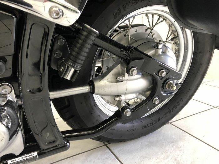 2015 Yamaha XVS650A V-STAR CLASSIC Black