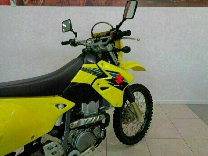 2017 Suzuki DR-Z400E (ELECTRIC) Yellow