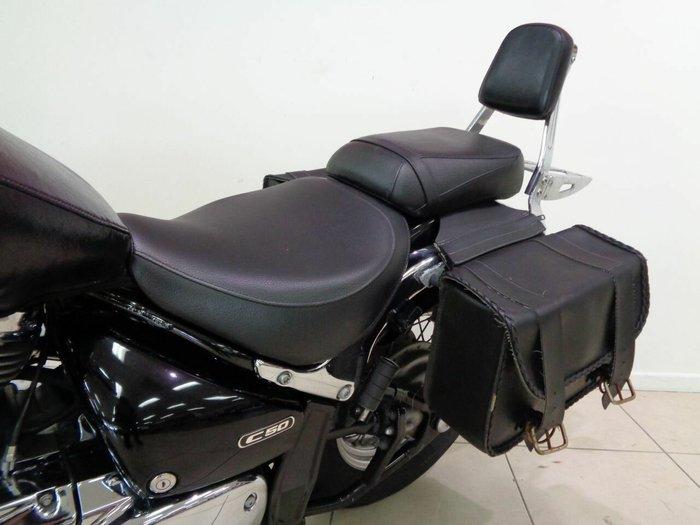 2012 Suzuki VL800 (BOULEVARD C50) Black
