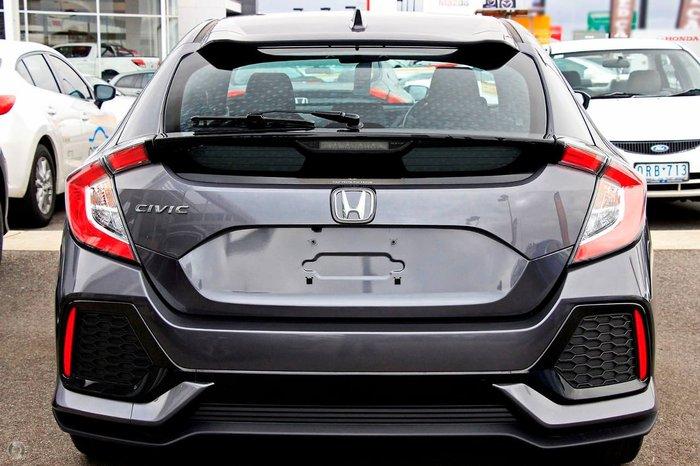 2019 Honda Civic VTi 10th Gen MY19 Modern Steel