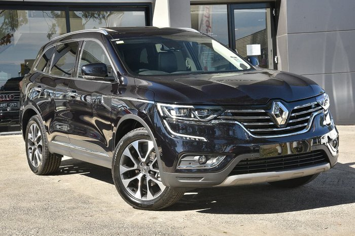 2018 Renault Koleos Intens HZG Four Wheel Drive Black