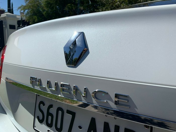 2011 Renault Fluence