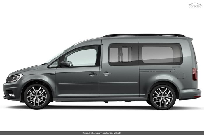 2019 Volkswagen Caddy TSI220 Beach 2K MY19 Grey