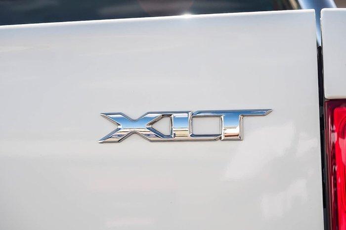 2016 Ford Ranger XLT PX MkII 4X4 Dual Range White