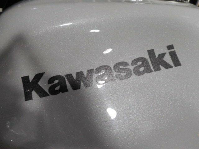2009 Kawasaki Z1000 White