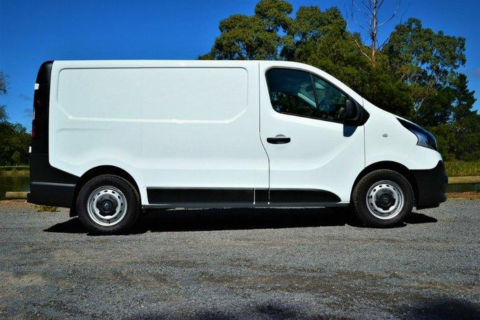 2019 Renault Trafic 85kW X82 GLACIER WHITE