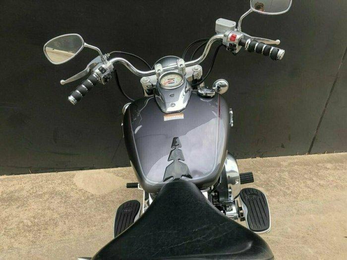 2011 Yamaha XVS650A V-STAR CLASSIC GREY