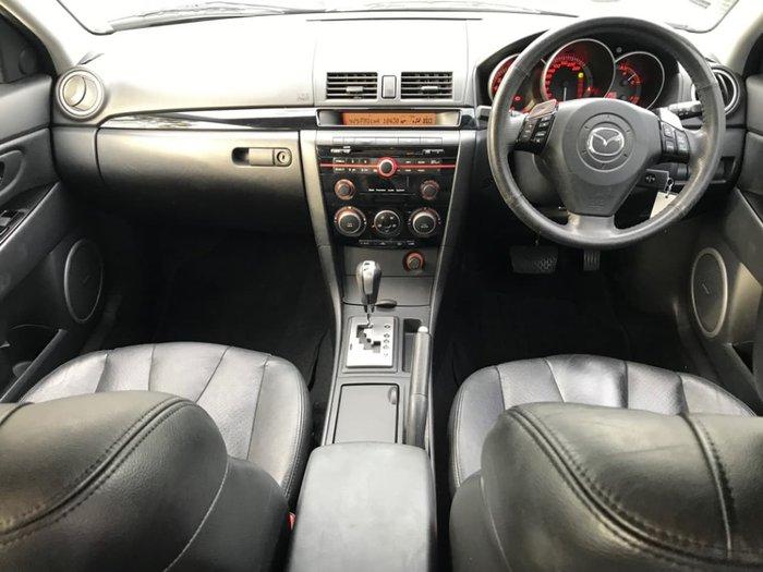 2008 Mazda 3 SP23 BK Series 2 Grey