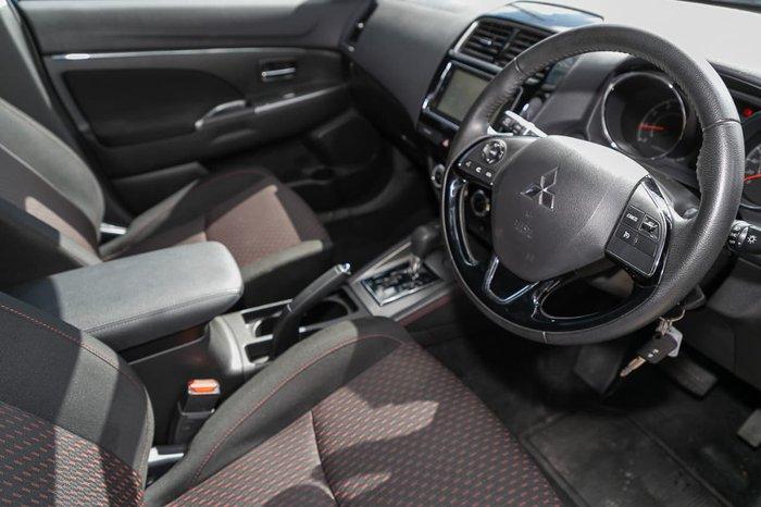 2017 Mitsubishi ASX LS XC MY18 Grey