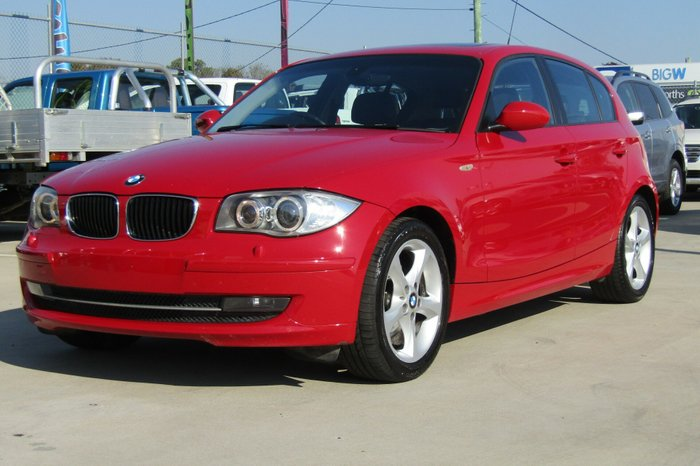 2008 BMW 120i