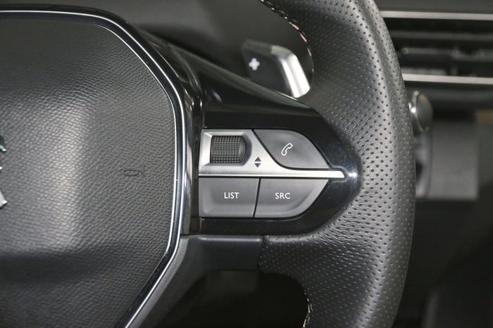 2018 Peugeot 3008 GT P84 MY18 White