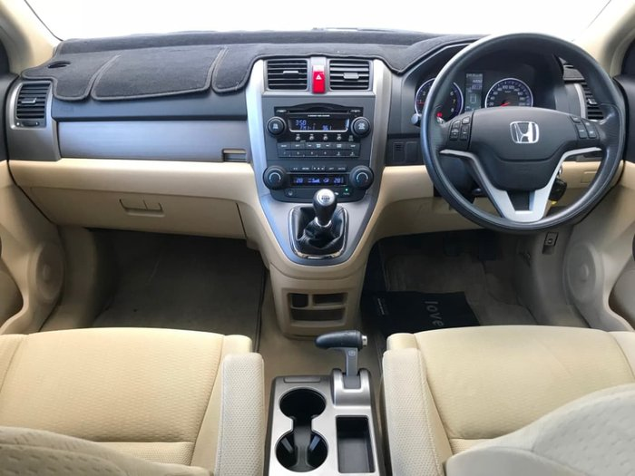 2007 Honda CR-V Sport RE MY07 4X4 On Demand Gold