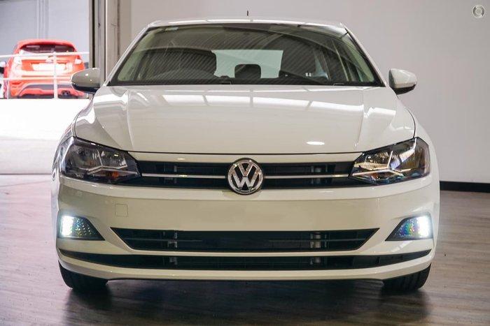 2019 Volkswagen Polo 70TSI Trendline AW MY19 White