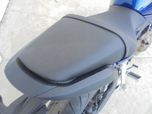2017 Honda CB650FL BLUE