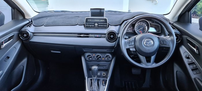 2015 Mazda 2 Neo DL Series GREY