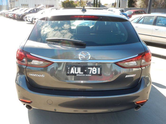 2018 Mazda 6 Atenza GL Series Grey