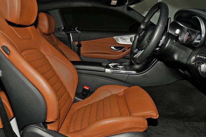 2016 Mercedes-Benz C43 AMG C205 Four Wheel Drive White