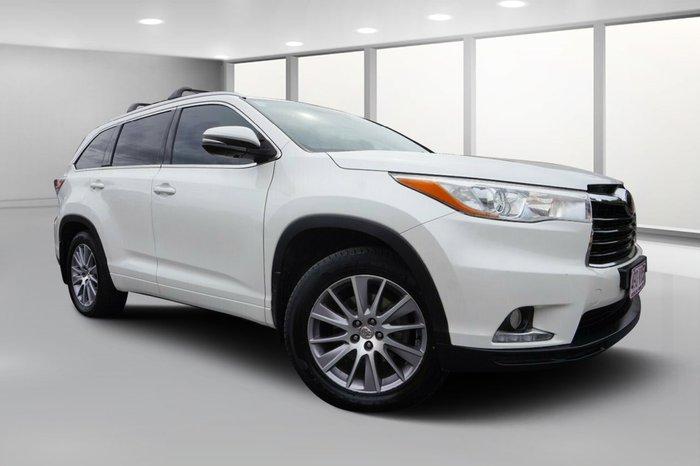 2014 Toyota Kluger