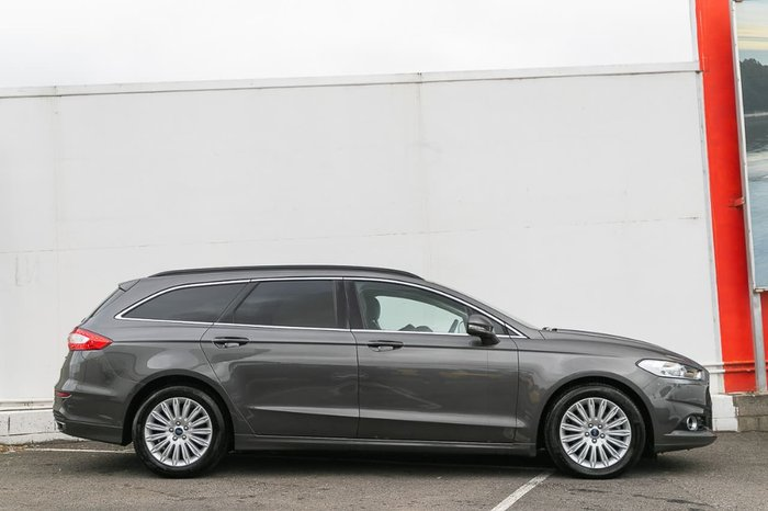 2017 Ford Mondeo Trend MD MY17 Grey