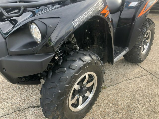 2018 Kawasaki KVF750 BRUTE FORCE (4x4) Black