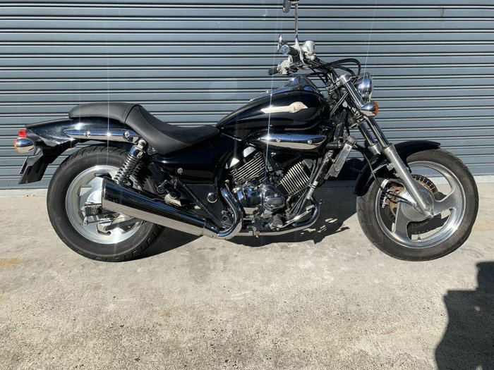2001 Kawasaki ELIMINATOR (VN250) Black