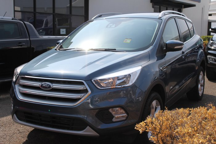 2019 Ford Escape Trend ZG MY19.25 4X4 On Demand BLUE METALLIC  PN4FT
