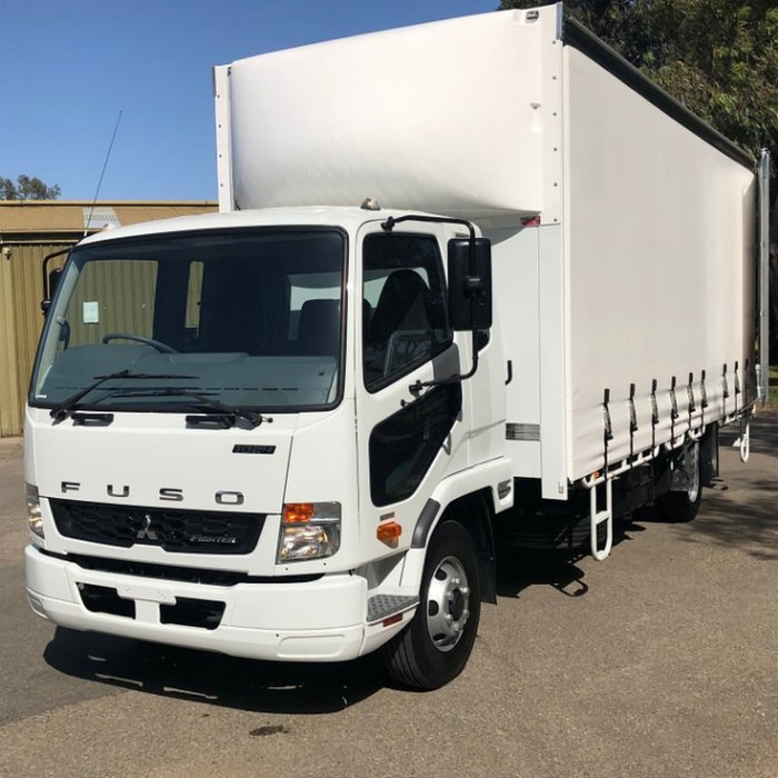 2018 FUSO FIGHTER TAUTLINER 2T LIFT ***DEALS ON DEMOS MAKE AN OFFER*** null null null