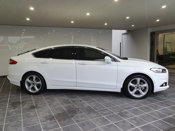 2017 Ford Mondeo Trend MD MY17.5 White