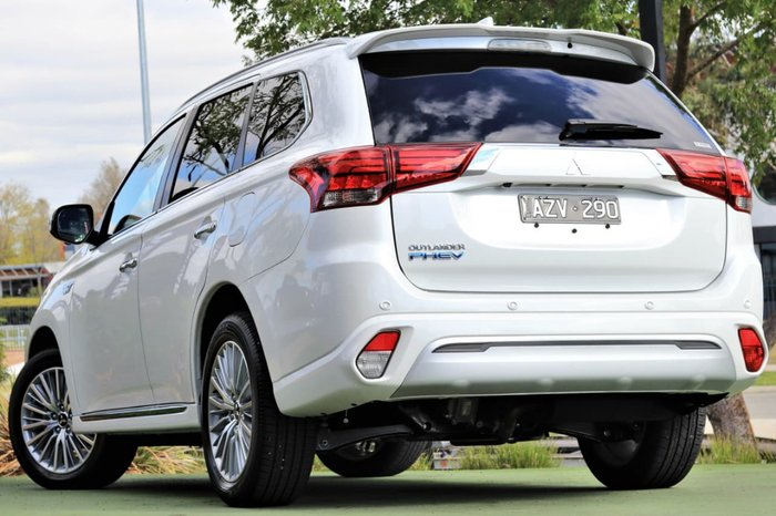 2019 Mitsubishi Outlander PHEV Exceed ZL MY19 Four Wheel Drive